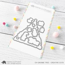 Mama Elephant - Oh Gnomie Tree Creative Cuts