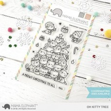 Mama Elephant - Oh Kitty Tree