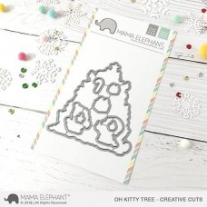 Mama Elephant - Oh Kitty Tree Creative Cuts