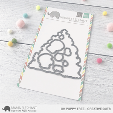 Mama Elephant - Oh Puppy Tree Creative Cuts