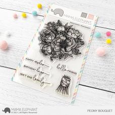 Mama Elephant - Peony Bouquet