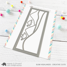 Mama Elephant - Slim Highlands Creative Cuts