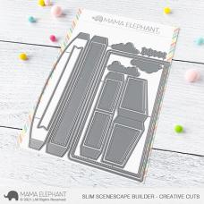 Mama Elephant - Slim Scenescape Builder Creative Cuts