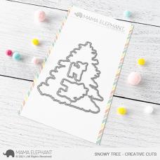 Mama Elephant - Snowy Tree Creative Cuts