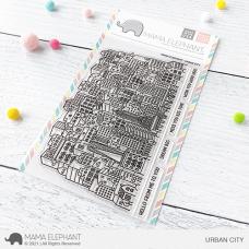 Mama Elephant - Urban City