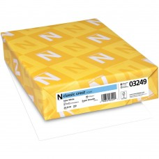 Neenah Classic Crest Solar White - 80 lb (250 sheets)
