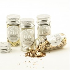 Nuvo - Pure Sheen Confetti - Golden Years (4 pack)