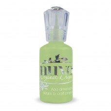 Nuvo - Crystal Drops - Gloss - Apple Green