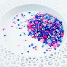 Pretty Pink Posh - Berry Splash Jewels Mix