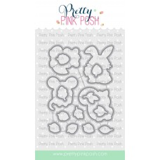 Pretty Pink Posh - Cozy Fall Critters Coordinating Dies