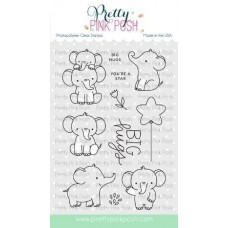 Pretty Pink Posh - Elephant Friends