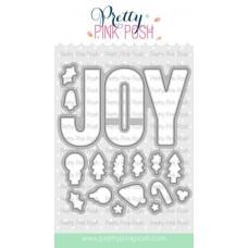 Pretty Pink Posh - Joy Coordinating Dies