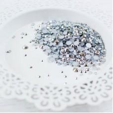 Pretty Pink Posh - Metallic Silver Jewels