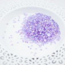 Pretty Pink Posh - Pansy Purple Jewels
