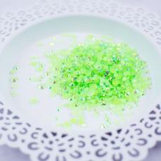 Pretty Pink Posh - Spring Green Jewels