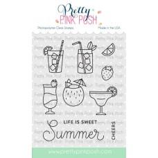 Pretty Pink Posh - Summer Drinks