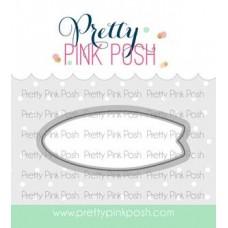 Pretty Pink Posh - Summer Surfboards Coordinating Dies