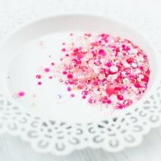 Pretty Pink Posh - Valentine Jewels Mix
