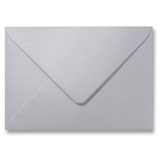 Envelope Metallic - 110 x 156 mm - Platinum