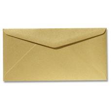 DL Envelope Metallic - 110 x 220 mm (slimline) - Gold