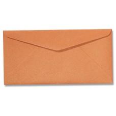 DL Envelope Metallic - 110 x 220 mm (slimline) - Orange Glow