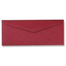 DL Envelope Metallic - 110 x 220 mm (slimline) - Red
