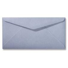 DL Envelope Metallic - 110 x 220 mm (slimline) - Silver
