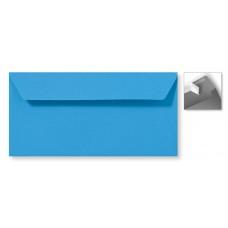 DL Envelope Striplock - 110 x 220 mm (slimline) - Royal Blue