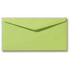 DL Envelope - 110 x 220 mm (slimline) - Lime Green