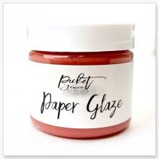 Picket Fence Studios - Paper Glaze - Marigold Orange