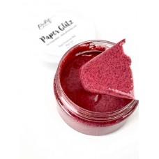 Picket Fence Studios - Paper Glitz - True Christmas Red