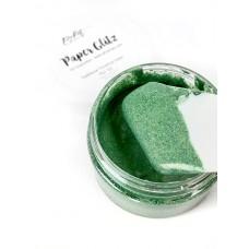 Picket Fence Studios - Paper Glitz - Traditional Christmas Green