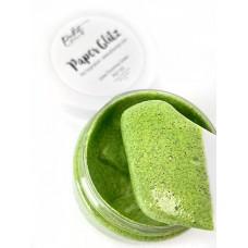 Picket Fence Studios - Paper Glitz - Lime Christmas Green