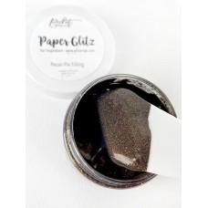 Picket Fence Studios - Paper Glitz - Pecan Pie Filling