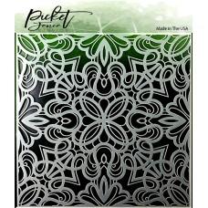 Picket Fence Studios - Fancy Flourishes Stencil