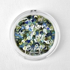 Picket Fence Studios - Blueberry Mojito Sequin Mix