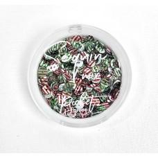 Picket Fence Studios - Peppermint Kisses Sequin Mix