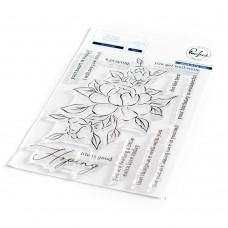 Pinkfresh Studio - Choose Hope stamp set