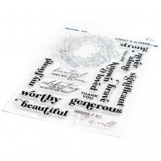 Pinkfresh Studio - Known and Loved stamp set