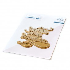Pinkfresh Studio - Thank You So Much hot foil plate