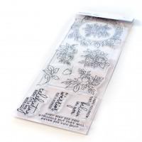 Pinkfresh Studio - English Garden Stamp