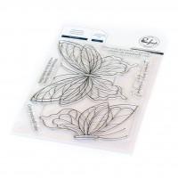 Pinkfresh Studio - Butterflies stamp set