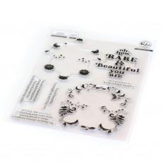 Pinkfresh Studio - Rare and Beautiful Stamp Set
