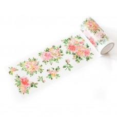 Pinkfresh Studio - Hydrangea and Rose washi tape