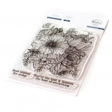 Pinkfresh Studio - Best of Everything Floral stamp set