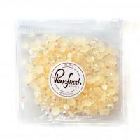 Pinkfresh Studio - Jewels - Peach Fuzz