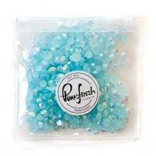 Pinkfresh Studio - Jewels - Sky Blue