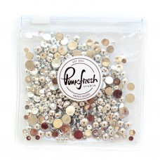 Pinkfresh Studio - Metallic Pearls: Silver