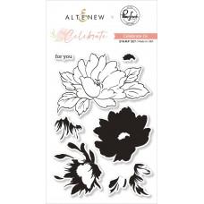 Altenew x Pinkfresh Studio - Celebrate Us Stamp Set