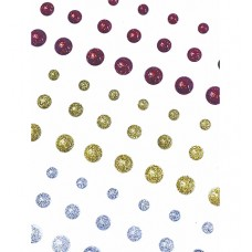 Pure and Simple - Glossies - Glitter Dots - Sugar Berries